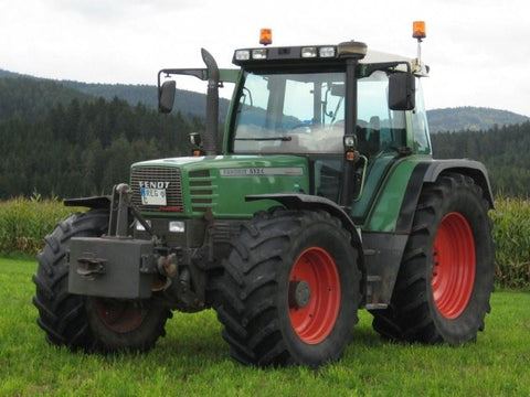 FENDT FAVORIT 515 TRACTOR WORKSHOP SERVICE REPAIR MANUAL