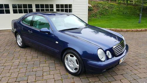 1997 Mercedes CLK200 ELEGANCE WORKSHOP SERVICE REPAIR MANUAL
