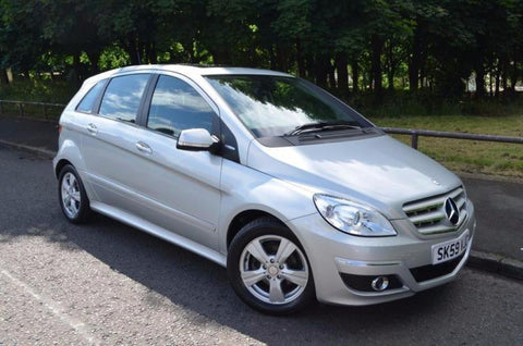 2009 Mercedes Benz B Class B160S Owner's Manual Download