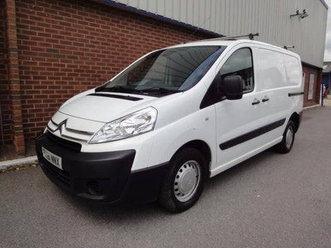 2011 CITROEN DISPATCH 1.6 HDi Van Workshop Service Repair Manual