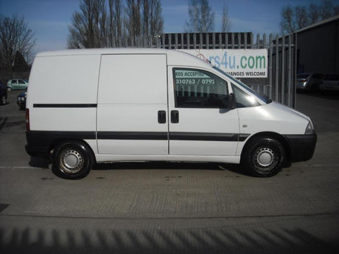 2006 Peugeot Expert 1.9d Van Service Repair Manual