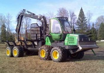 John Deere 1458 Forwarder Workshop Service Repair Manual