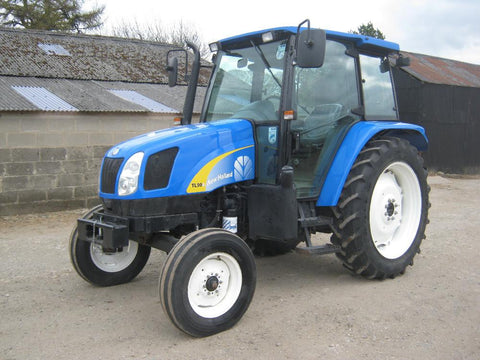 New Holland TL90A Owner's Operator's Manual