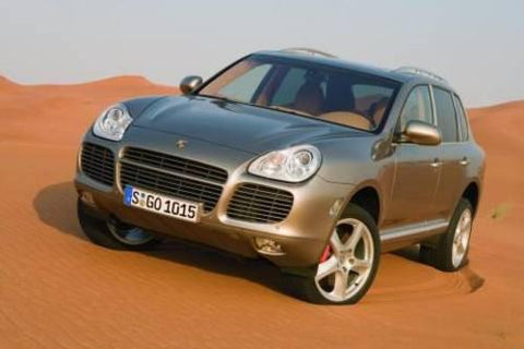 2003-2008 Porsche Cayenne Factory Service Repair Manual Pdf