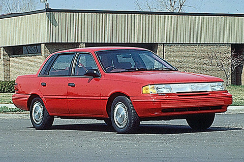 1994 Mercury Topaz Workshop Service Repair Manual