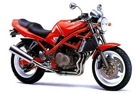 1991-1993 Suzuki GSF400 Bandit Service Repair Manual INSTANT DOWNLOAD