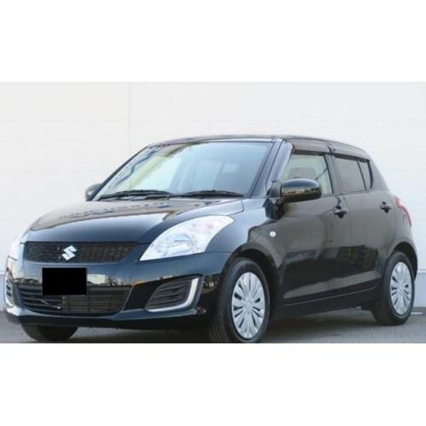 2013 Suzuki Swift ZC72S Owner's Manual Download