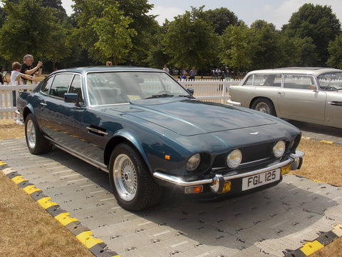 Aston Martin V8 Saloon 1987 Workshop Repair Service Manual