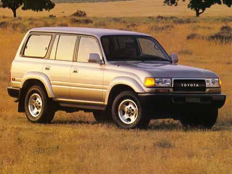 1992 Toyota Land Cruiser LJ78W Workshop Service Repair Manual