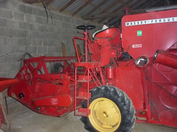 Massey Ferguson MF 31 COMBINE Parts Catalog Manual