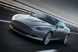 2004-2011 Aston Martin Db9 Owners Manual