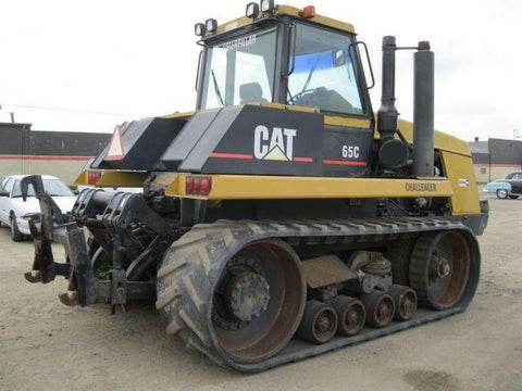 Agricultural Tractors Caterpillar Challenger 65C Operation and Maintenance Manual PDF