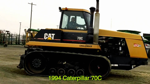 Agricultural Tractors Caterpillar Challenger 70C Spare parts catalog PDF