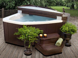 Aquaterra™ Spas Toscano II 17-jet, 3-person Spa