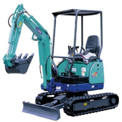 BAIHI 15NX COMPACT EXCAVATOR WORKSHOP SERVICE REPAIR MANUAL