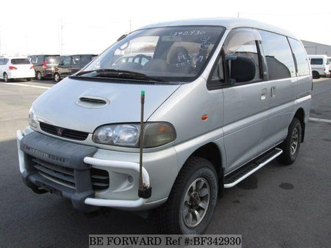 1995 Mitsubishi Delica Spacegear 2.8 Turbo Diesel Workshop Service Manual