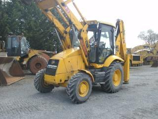 2002 JCB 3CX Backhoe Loader Workshop Service Repair Manual S/NO : 0930305