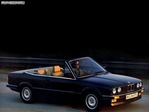 BMW E30 3-Series Service Repair Manual Download