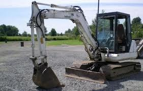 BOBCAT 116 HYDRAULIC EXCAVATOR SERVICE REPAIR MANUAL