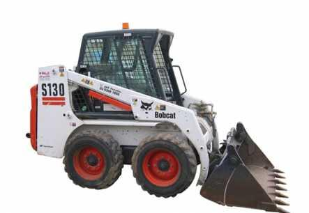 Bobcat 130 Hydraulic Excavator Service Repair Manual Instant DOWNLOAD