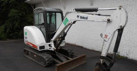 BOBCAT 329 COMPACT EXCAVATOR REPAIR SERVICE MANUAL 6986946