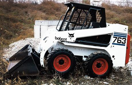 BOBCAT 763 SKID STEER LOADER REPAIR MANUAL