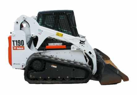 BOBCAT T190 COMPACT TRACK LOADER REPAIR MANUAL
