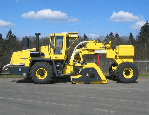 BOMAG MPH122 STABILIZER / RECYCLER SERVICE TRAINING MANUAL DOWNLOAD