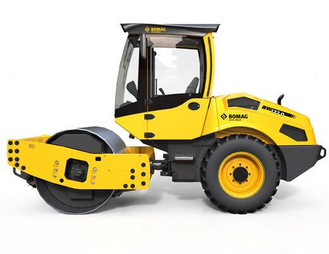 BOMAG Single Drum Roller BW 177 D-3 / BW 177 DH-3 / BW 177 PDH-3 OPERATION & MAINTENANCE MANUAL