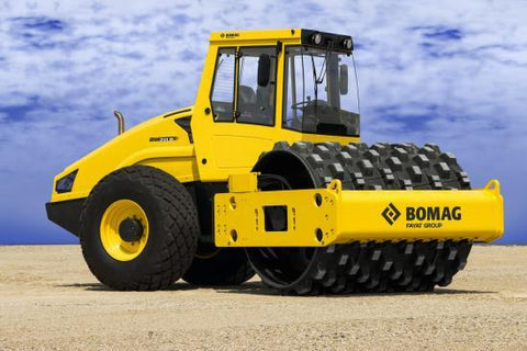BOMAG Single Drum Roller BW 211 D-3 SERVICE TRAINING MANUAL DOWNLOAD