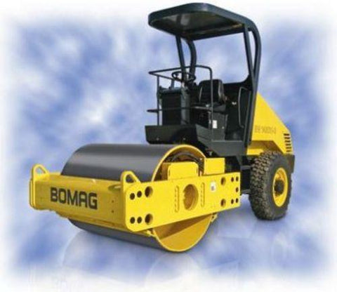 BOMAG Single Drum Rollers BW 145 D-3 / BW 145 DH-3 / BW 145 PDH-3 SERVICE TRAINING MANUAL DOWNLOAD