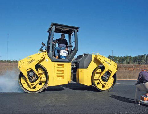 BOMAG Tandem vibratory roller BW 190 AD-4 AM SPARE PARTS CATALOGUE MANUAL DOWNLOAD