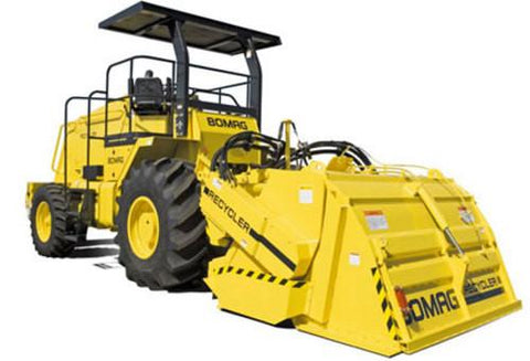 Repair and Service Manuals for any Bomag category     Best Manuals