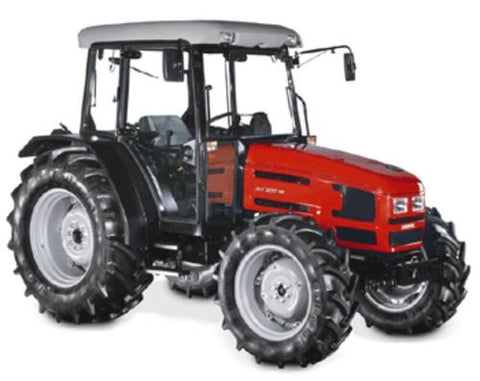 SAME DORADO 55 60 65 70 75 85 TRACTOR WORKSHOP MANUAL
