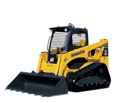 Best KOMATSU CK30-1 COMPACT TRACK LOADER SERVICE REPAIR MANUAL + OPERATION & MAINTENANCE MANUAL DOWNLOAD
