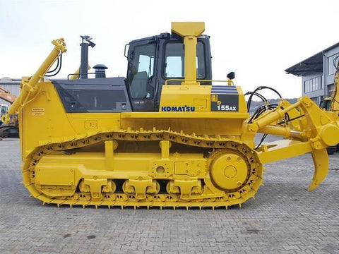 Best KOMATSU D155AX-5 BULLDOZER SERVICE REPAIR MANUAL + FIELD ASSEMBLY MANUAL + OPERATION & MAINTENANCE MANUAL DOWNLOAD
