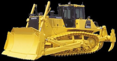 Best KOMATSU D155AX-6 BULLDOZER SERVICE REPAIR MANUAL + FIELD ASSEMBLY INSTRUCTION + OPERATION & MAINTENANCE MANUAL DOWNLOAD
