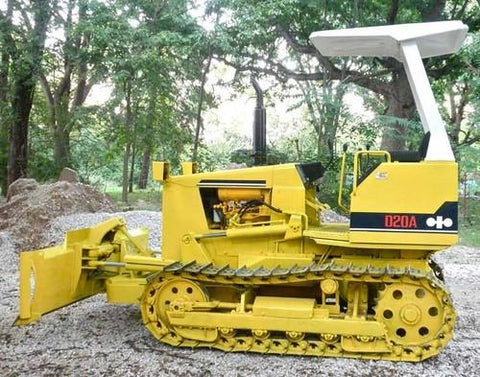 Best KOMATSU D20PL-7, D20PLL-7, D20AG-7, D20P-7A, D20PG-7A, D21A-7, D21S-7, D21AG-7, D21QG-7, D21PG-7A, D21A-7T BULLDOZER SERVICE REPAIR MANUAL + OPERATION & MAINTENANCE MANUAL DOWNLOAD