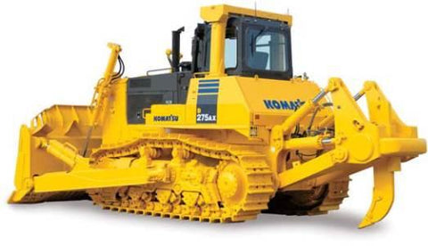 Best KOMATSU D275AX-5E0 BULLDOZER SERVICE REPAIR MANUAL + FIELD ASSEMBLY INSTRUCTION + OPERATION & MAINTENANCE MANUAL DOWNLOAD