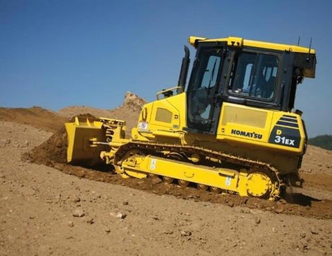 Best KOMATSU D31EX-21, D31PX-21, D37EX-21, D37PX-21, D39EX-21, D39PX-21 BULLDOZER SERVICE REPAIR MANUAL + OPERATION & MAINTENANCE MANUAL DOWNLOAD
