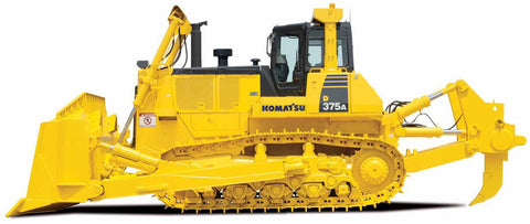 Best KOMATSU D375A-5 BULLDOZER SERVICE REPAIR MANUAL + FIELD ASSEMBLY MANUAL + OPERATION & MAINTENANCE MANUAL DOWNLOAD