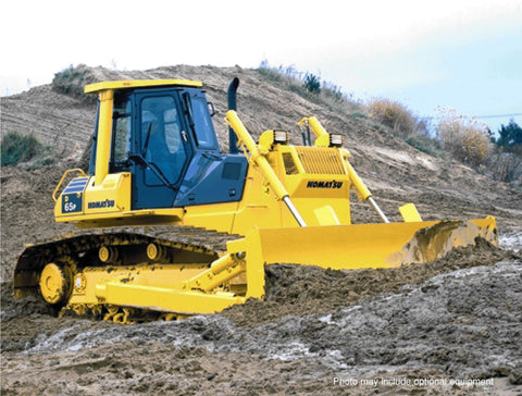 Best KOMATSU D65E-12, D65P-12, D65EX-12, D65PX-12 BULLDOZER SERVICE REPAIR MANUAL + OPERATION & MAINTENANCE MANUAL DOWNLOAD