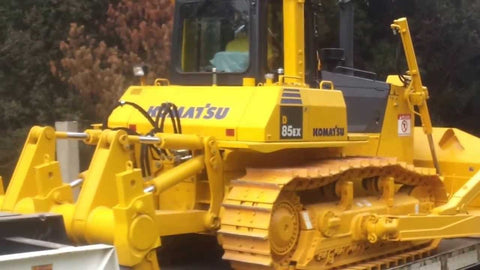 Best KOMATSU D85EX-15E0, D85PX-15E0 BULLDOZER SERVICE REPAIR MANUAL + OPERATION & MAINTENANCE MANUAL DOWNLOAD