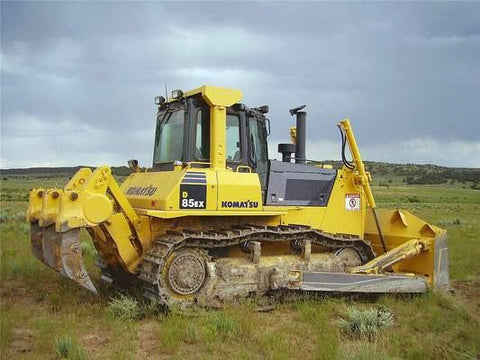 Best KOMATSU D85EX-15, D85PX-15 BULLDOZER SERVICE REPAIR MANUAL + OPERATION & MAINTENANCE MANUAL DOWNLOAD