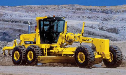 Best KOMATSU GD825A-1 MOTOR GRADER SERVICE REPAIR MANUAL + OPERATION & MAINTENANCE MANUAL DOWNLOAD