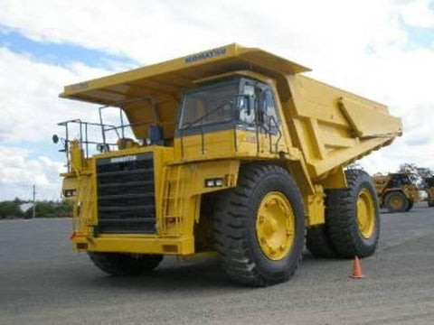 Best KOMATSU HD785-5LC DUMP TRUCK SERVICE REPAIR MANUAL + OPERATION & MAINTENANCE MANUAL DOWNLOAD