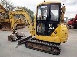 Best KOMATSU PC20R-8, PC25R-8, PC27R-8 HYDRAULIC EXCAVATOR SERVICE REPAIR MANUAL + OPERATION & MAINTENANCE MANUAL DOWNLOAD