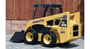 Best KOMATSU SK815-5N, SK815-5NA SKID STEER LOADER SERVICE REPAIR MANUAL + OPERATION & MAINTENANCE MANUAL DOWNLOAD