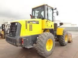 Best KOMATSU WA150-5 WHEEL LOADER SERVICE REPAIR MANUAL + OPERATION & MAINTENANCE MANUAL DOWNLOAD