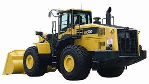 Best KOMATSU WA500-1L WHEEL LOADER SERVICE REPAIR MANUAL + OPERATION & MAINTENANCE MANUAL DOWNLOAD